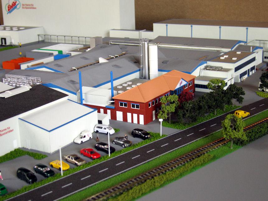 Werksmodell Eisb 228 R Eis Architekturmodellbau Rico Hecht
